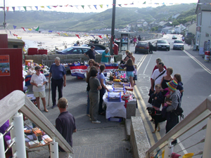 Lifeboat Day Sennen